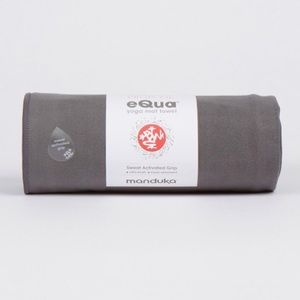 Manduka Equa Towel Dark Gray